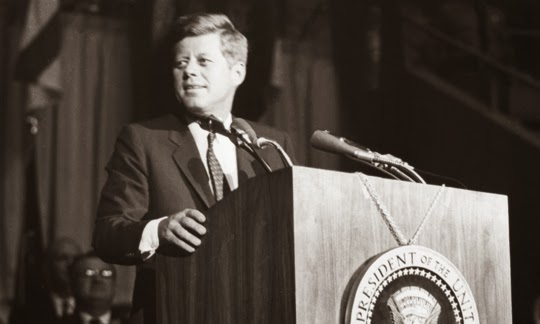 JFK: 50TH Anniversary of John F Kennedy Assassination