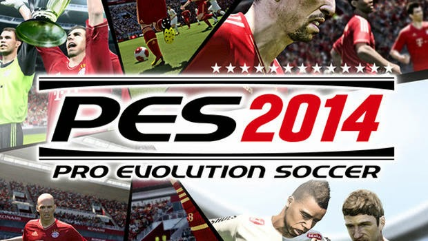 Link Download Gratis Game Pes 2014 Untuk PC Full Version Terbaru