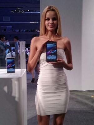 Sony Rilis Xperia Z Ultra Layar 6,4 Inci Tertipis di Dunia