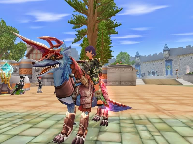 Grand Fantasia Mounts