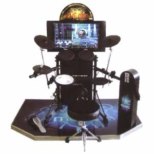 Fastest Drummer,music game machine,arcade music game machine
