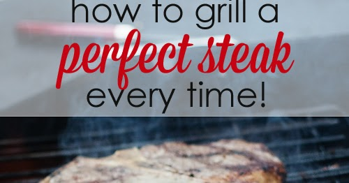 How to Grill a Perfect Steak Every Time! | Overstuffed