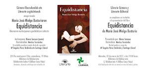Equidistancia, un poemario de María José Mielgo Bustaria