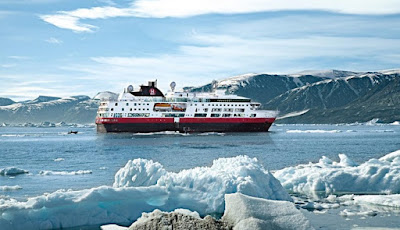 Turismo en Argentina expediciones desde un Crucero turístico