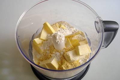 Torta salata ricotta e pomodorini 1