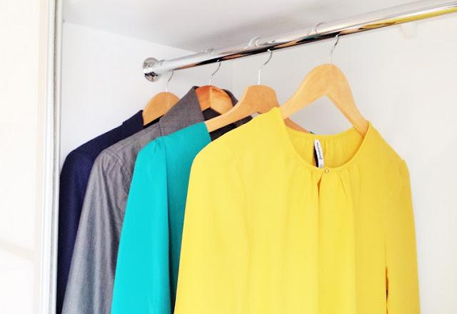 jak upożądkować szafę