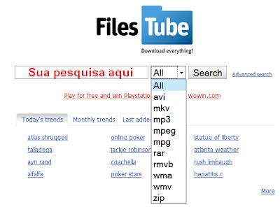 tutorial-filestube-como-usar 2013