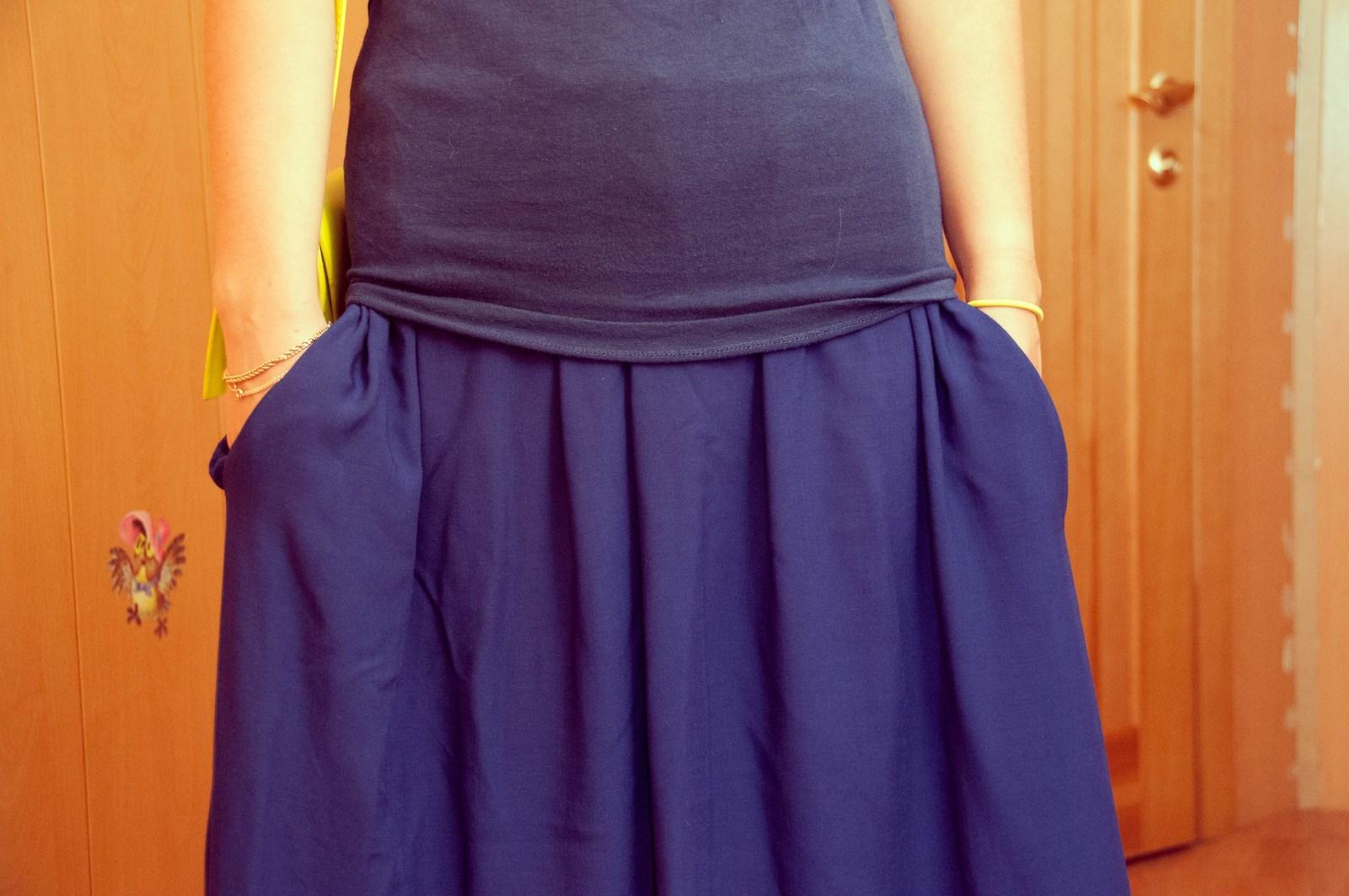 Шьем юбки своими руками. Длинная юбка или юбка-мини, юбка 42