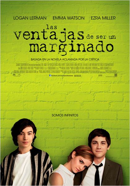 Las ventajas de ser un marginado (The Perks of Being a Wallflower)