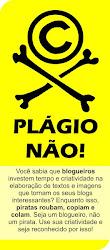PLÁGIO NÃO!