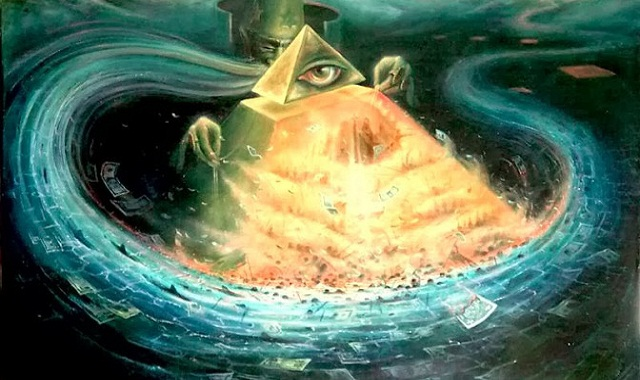 Synchronicity, Myth, and the New World Order  The-new-world-order