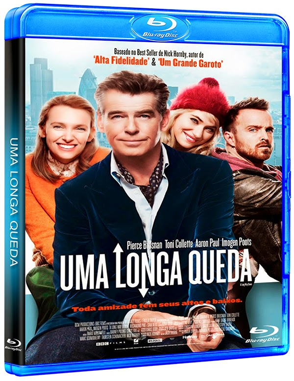 Uma Longa Queda – BluRay – Dual Áudio Torrent