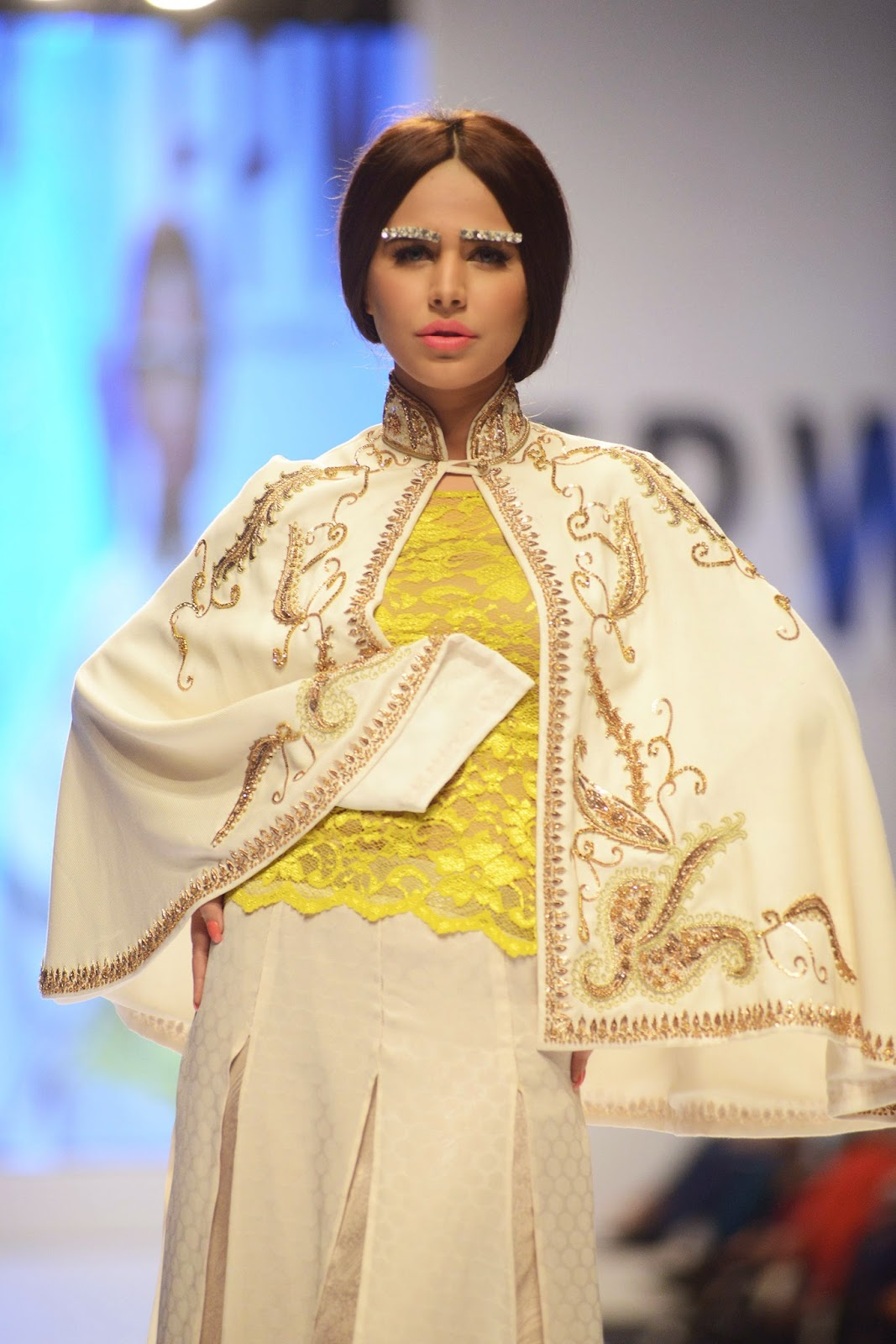 Aamna Aqeel - Fashion Pakistan Week 6 - Spring 2014
