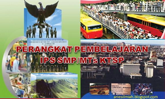 Js Aries Blog Perangkat Pembelajaran Ips Smp Mts Ktsp
