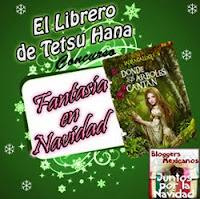 El librero de TetsuHana - Fantasia en Navidad