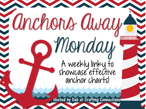 Anchors Away Monday - linky party