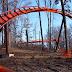 Construção da Thunderbird está quase completa no Holiday World