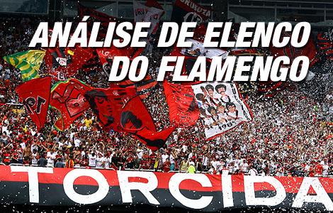 Análise de Elenco do Flamengo para 2012
