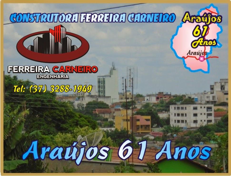 Construtora Ferreira Carneiro Engenharia em Araújos