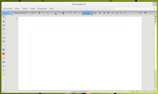 Ventana principal de LibreOffice