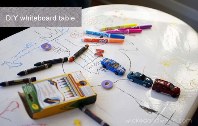 DIY_white_board_coffee_table_for_the_kids_before