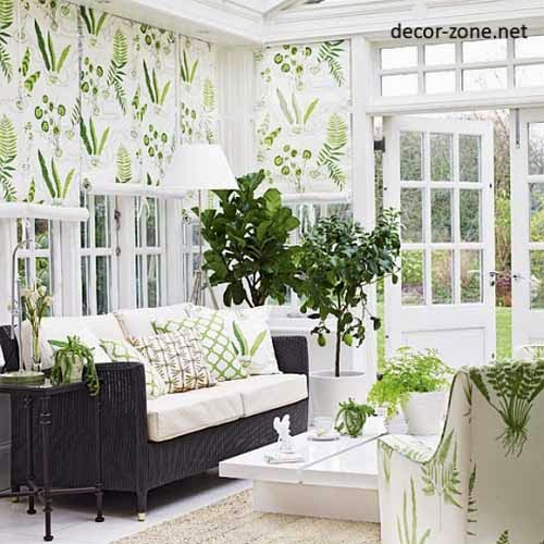 Green Curtains Designs Color Of Curtains For Living Room