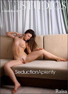 Raisa Seduction Aplenty Cover