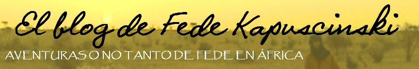 El blog de Fede Kapuscinski