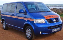 Percy Tours (other) luxury minibus