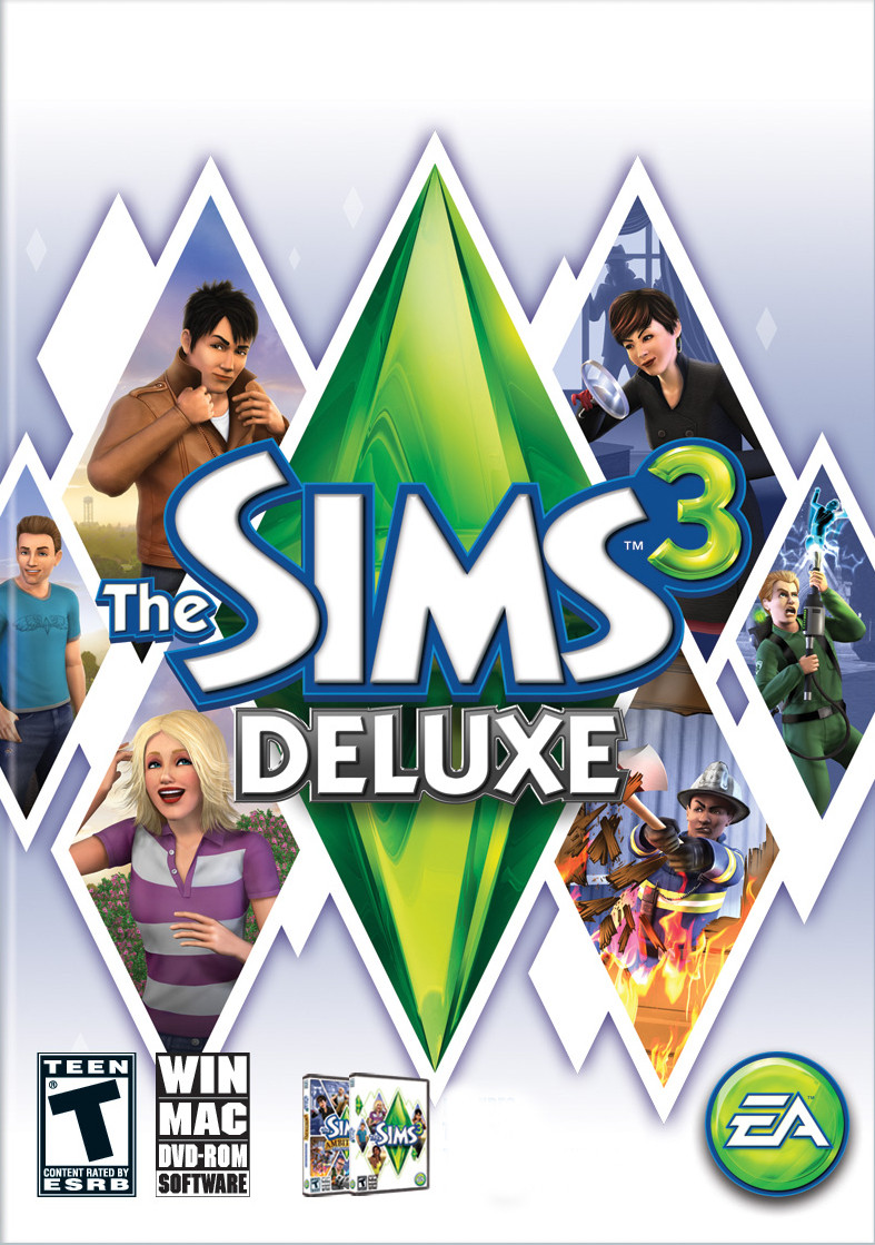 Sims Deluxe Edition For Download