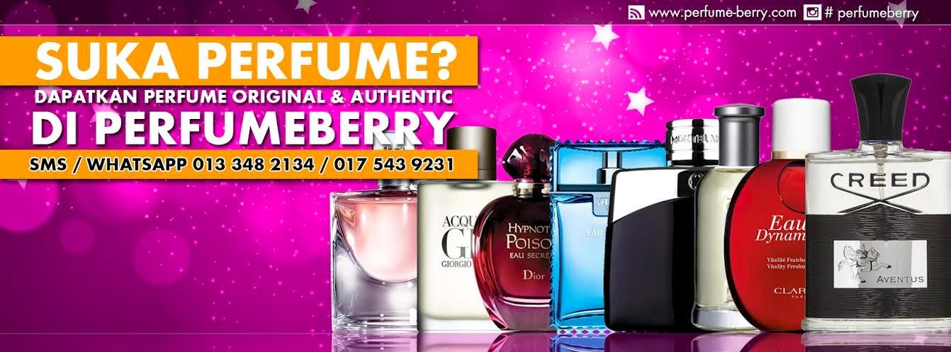 Perfume Original Store Malaysia- Perfume-berry.com