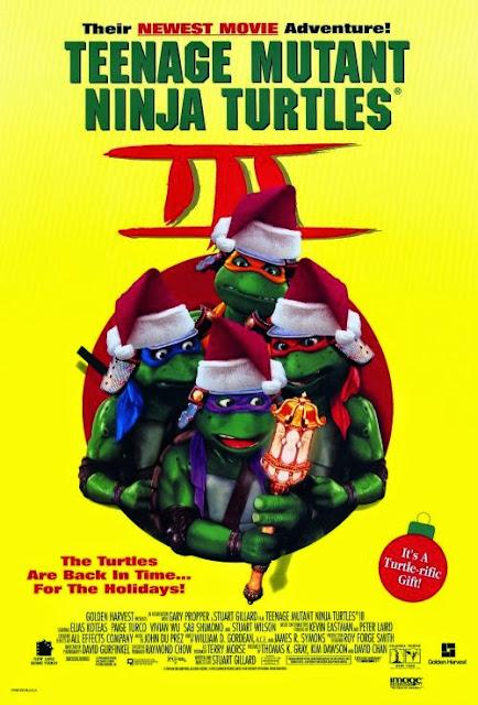 Ninja Rùa 3 (thuyết minh) - Teenage Mutant Ninja Turtles III