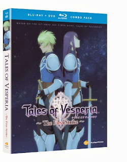 Tales of Vesperia The First Strike BD Sub Indo