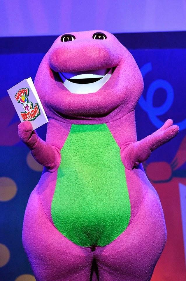 Celebrate Barneys Birthday In An AllNew Live Show Enjoying - Barney live in concert birthday