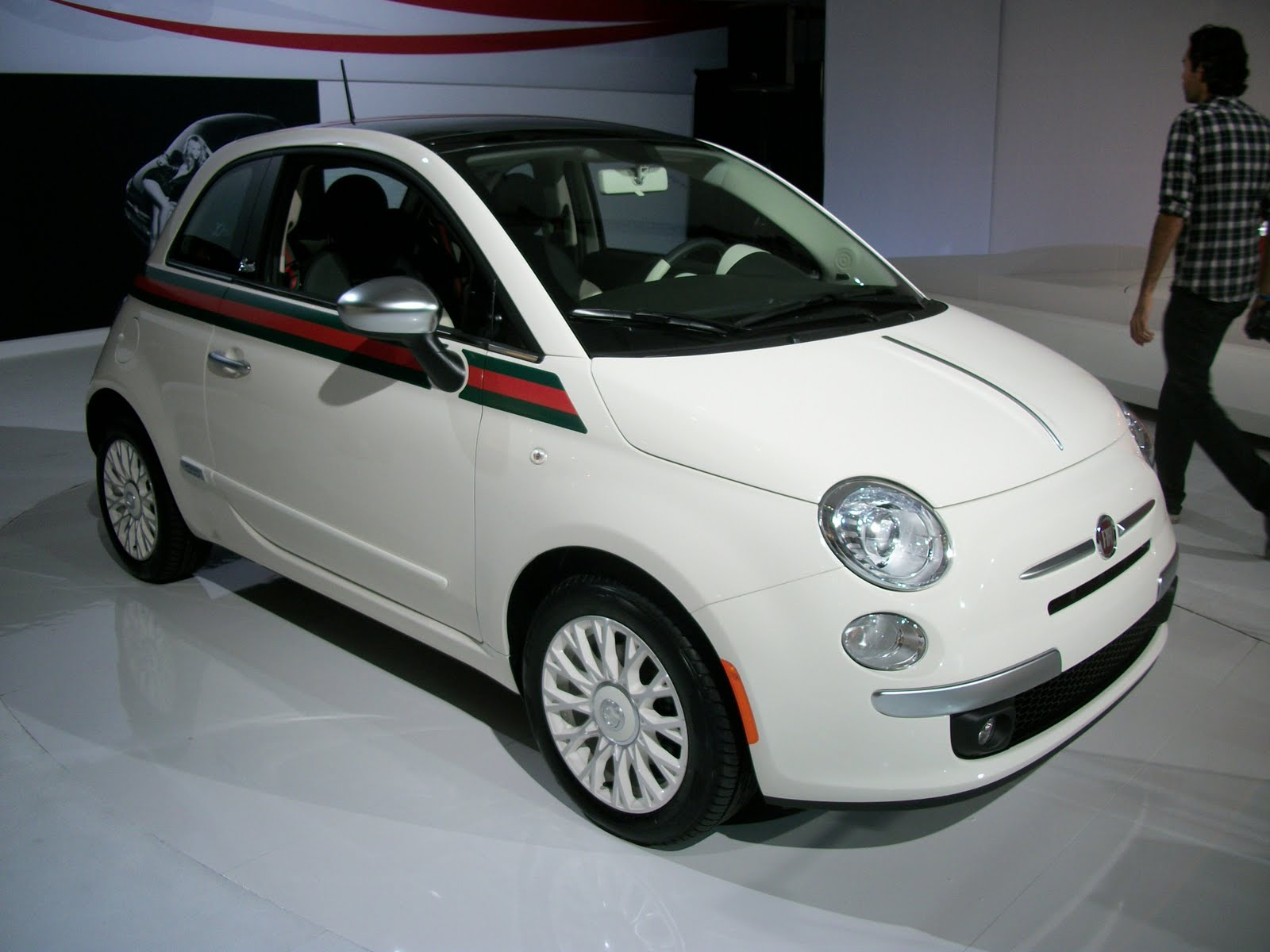 Fiat Of Palm Springs >> Palm Springs Automobilist: Fiat 500 Gucci: Putting the ...
