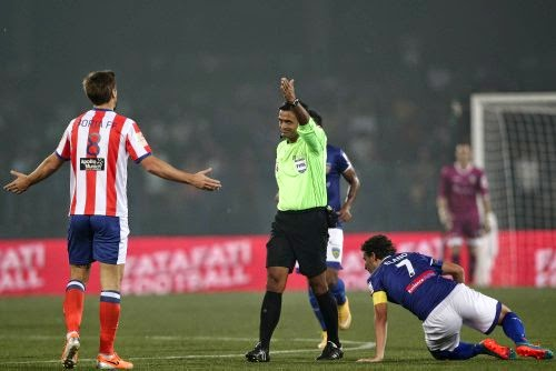 Kolkata and Chennai play out a draw-ISL