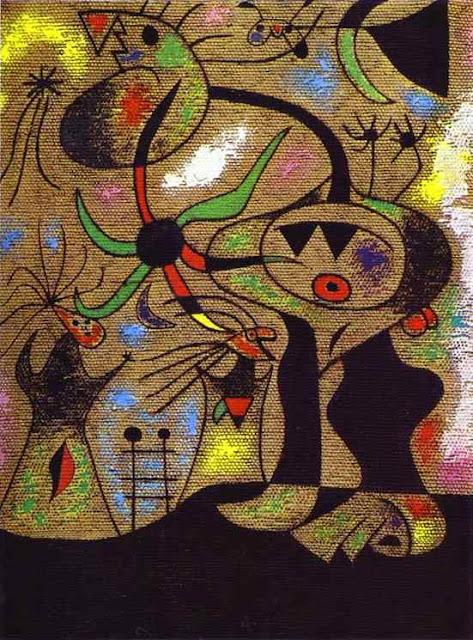 художник Хуан Миро