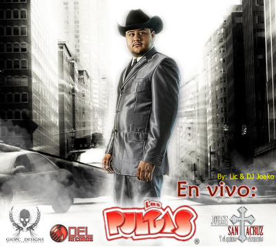 Descarga CD Jorge Santa Cruz - En Vivo Las Pulgas Tijuana BC (2012) Gratis