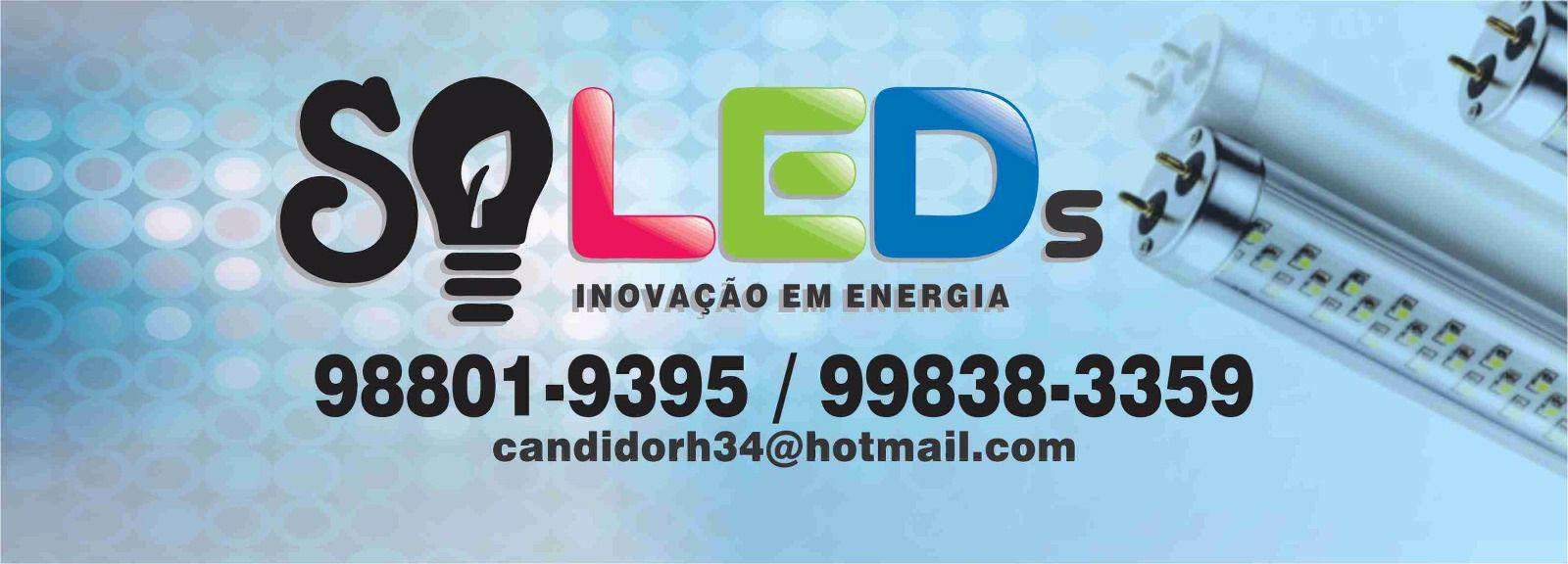SÓ LEDS - INOVAÇÃO EM ENERGIA