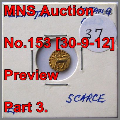 Auction No.153 30th September 2012.