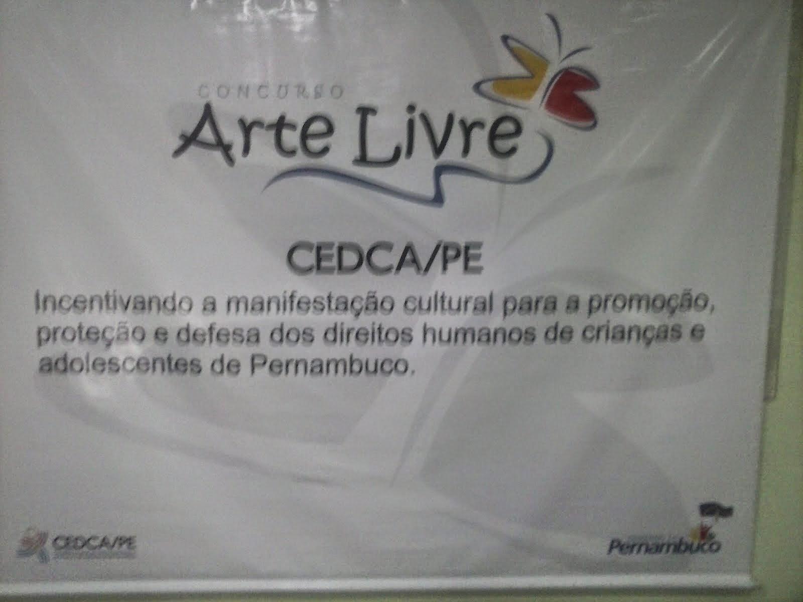 Concurso Arte Livre