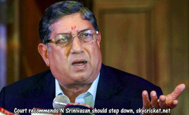 N Srinivasan BCCI president