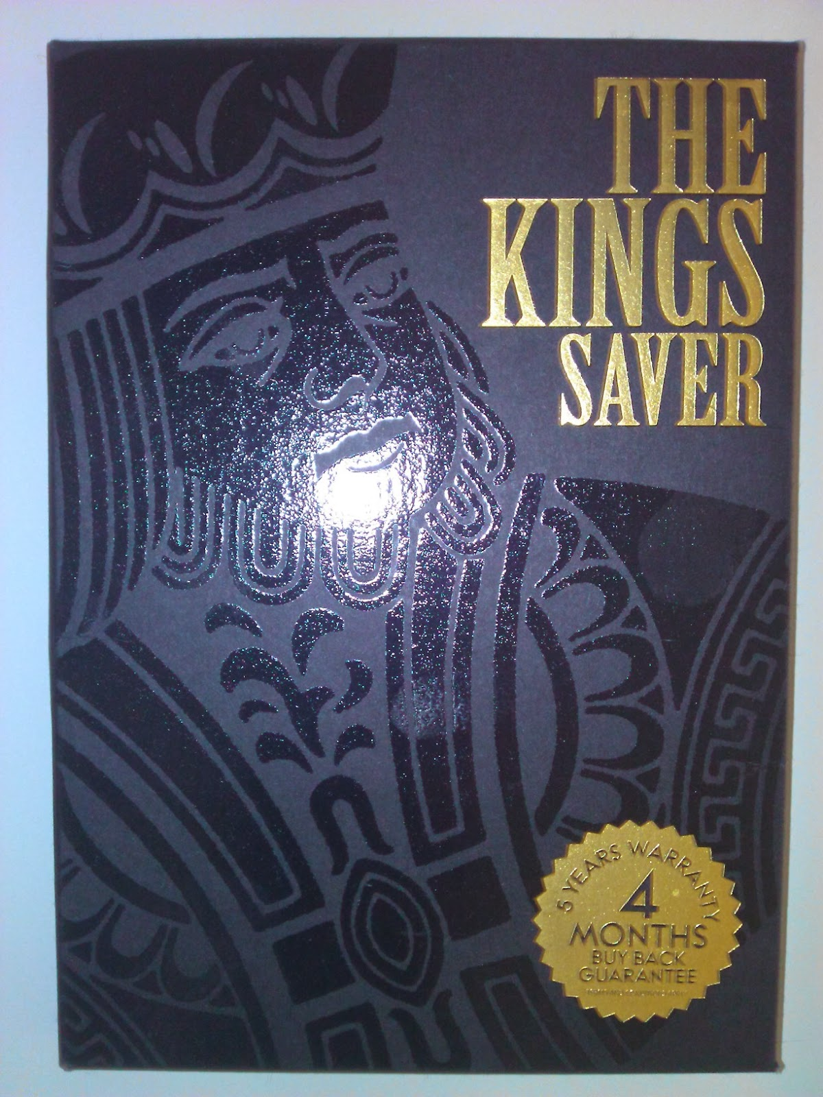 King Energy Savers The Kings Saver Electricity