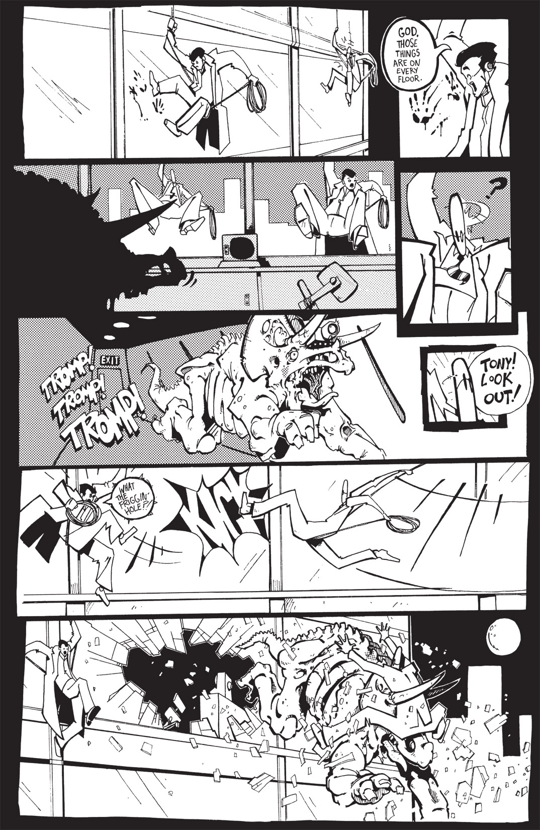 Read online Scud: The Disposable Assassin: The Whole Shebang comic -  Issue # TPB (Part 1) - 125