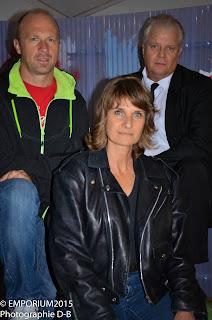 Gérard, Corine et Yves