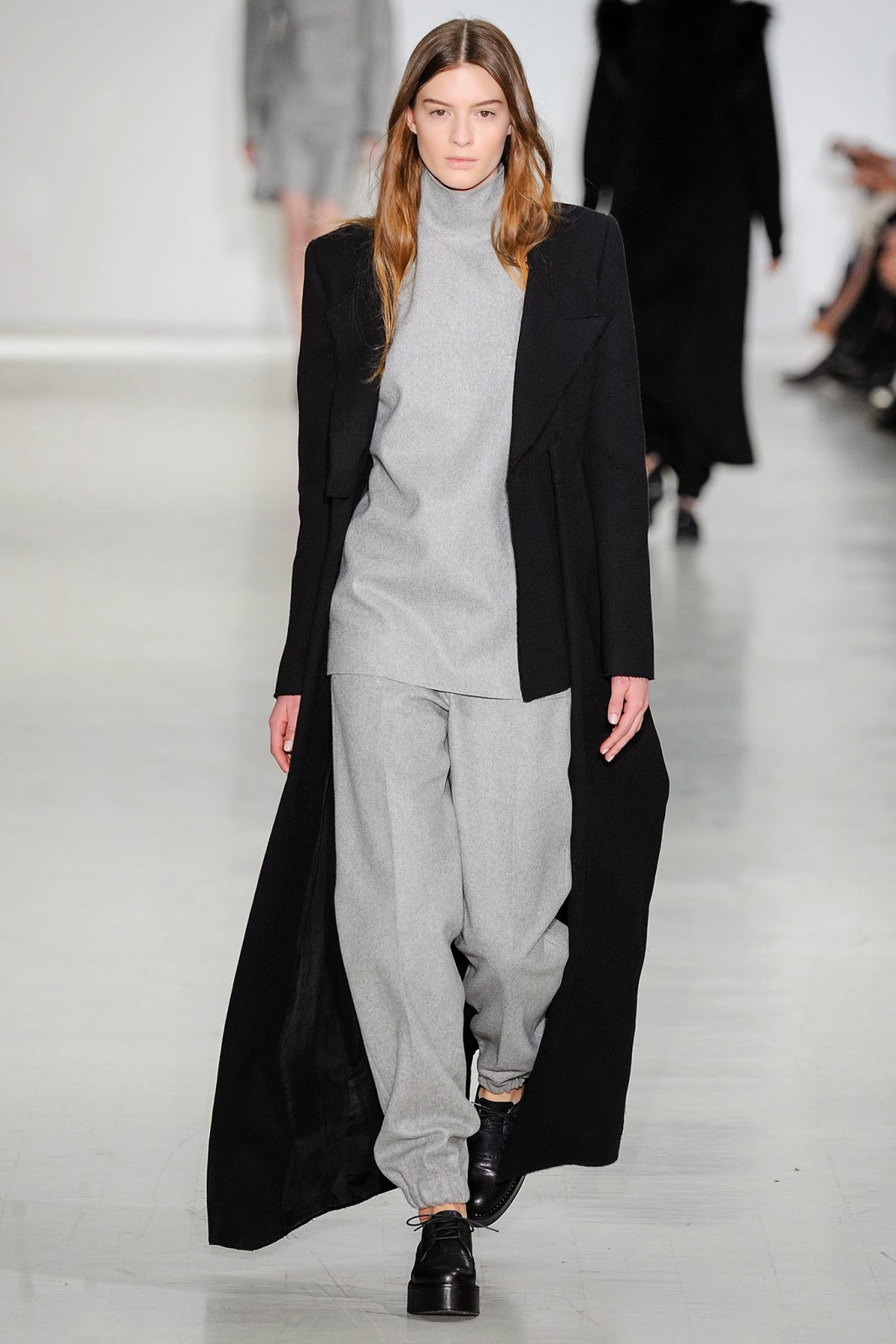 Costume National FW 2014; look 16