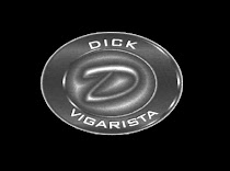 Capa do 1º CD da banda Dick Vigarista