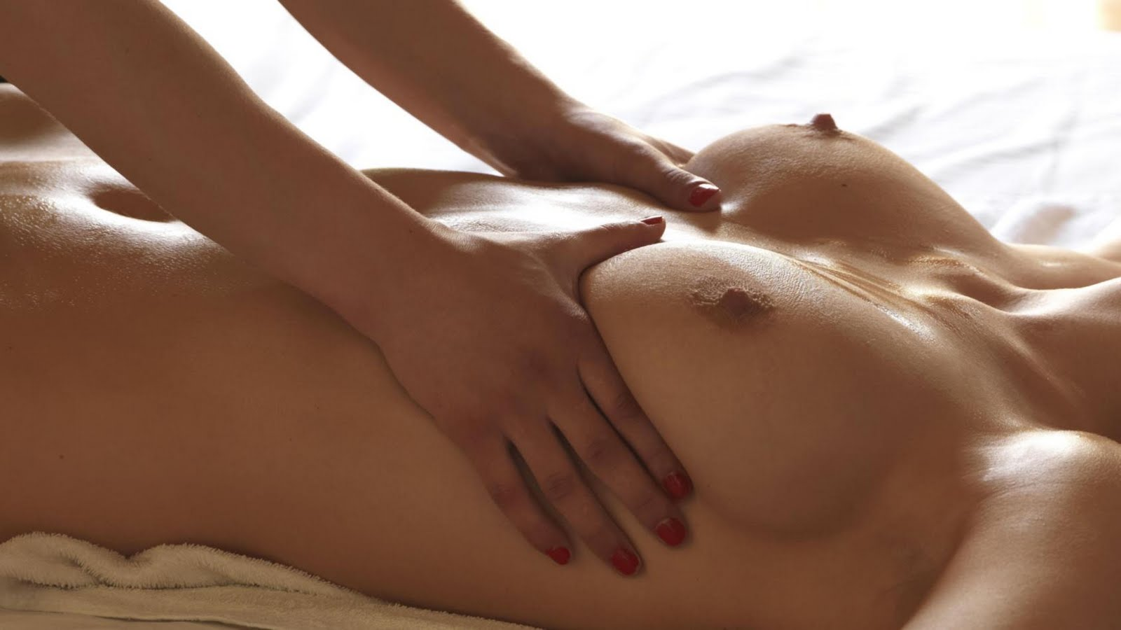 nude breast massage with pics