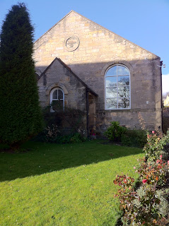 The Congregational Gallery in Rothbury