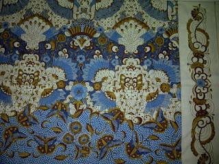 Batik Tulis Klasik: Batk Tulis Katun